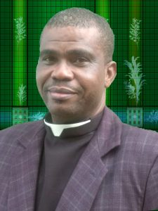 Rev Canon George Eni (Chaplain)